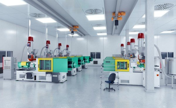 cleanroom injection moulding