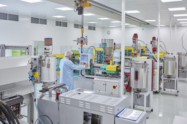 medical devices injection moulding